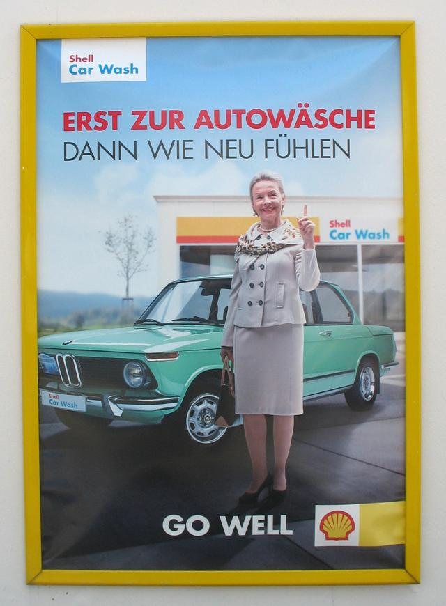 Bild: Shell Car Wash
